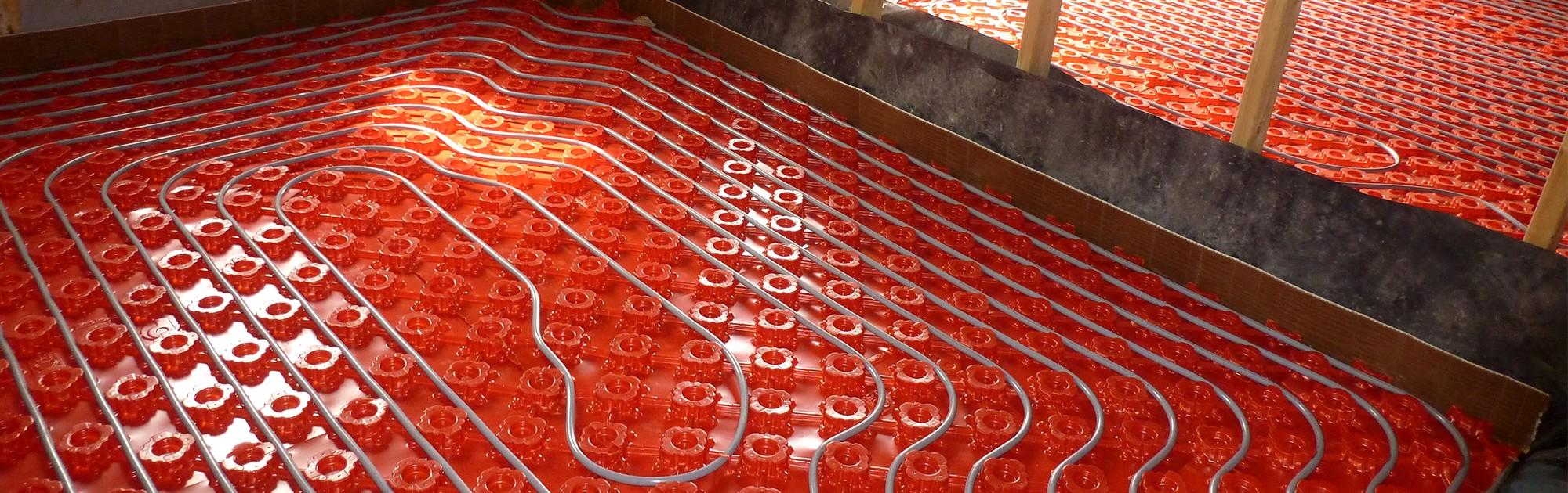 Underfloor heating premier heating for Floor banner